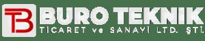 Buroteknik_Logo_Beyaz